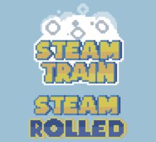 Steam Train/Rolled by Sam Smith