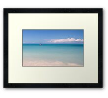 Antigua... Framed Print