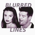 BLURRED LINES by brianhardy247