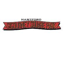 Sigourney Park in Hartford, Connecticut by Daniel Gallegos
