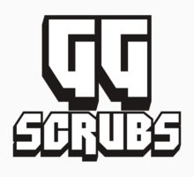 GG Scrubs by TypoGRAPHIC