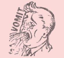 vomit by GREGLAMI
