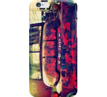 Old Truck Esquire iPhone Case/Skin