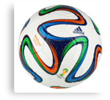2014 FIFA World Cup Brazil match ball Canvas Print