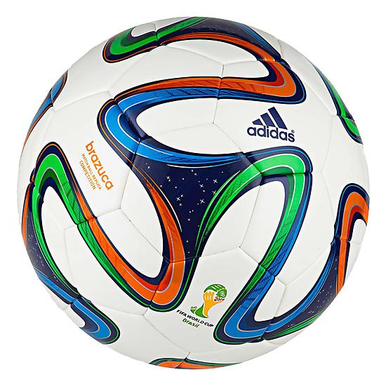 2014 FIFA World Cup Brazil match ball by JoAnnFineArt