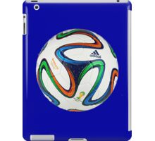 2014 FIFA World Cup Brazil match ball iPad Case/Skin