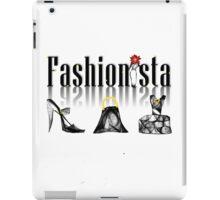 Fashionista #2 iPad Case/Skin