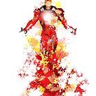 Man of Iron by atxcourtney