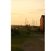 Southwold Sunset Photographic Print