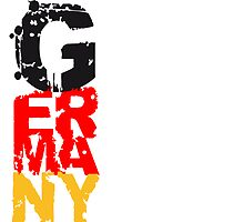 Germany color print stamp by Style-O-Mat