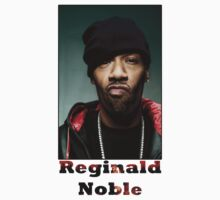 Reginald Noble Aka Redman by TikTakTwo