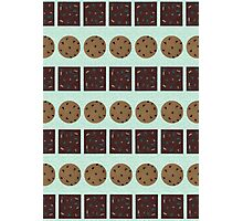 Cookie Monster (Mint) Photographic Print