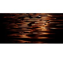 Sunset Fusion Photographic Print