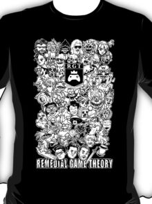 Remedial Game Theory - Dark T-Shirt
