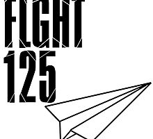 Flight 125: Black by Dianthus