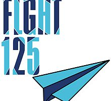 Flight 125: Blue by Dianthus