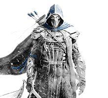 Brenton Assassin - Elder Scrolls Online by swanvalkyrie