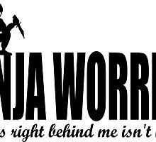 Ninja Worrier by tommytidalwave