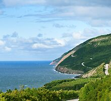 Cape Breton Highlands National Park by 3523studio
