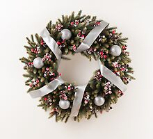 Advent wreath by 3523studio