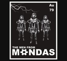 The Men From Mondas by Towerjunkie