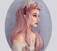 Elven queens by Dana Ferris