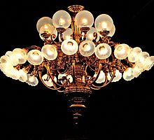 Saloon Chandelier by phil decocco