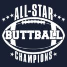 Game Grumps Buttball champions shirt by George Williams