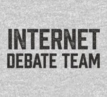 Internet Debate Team by LibertyManiacs