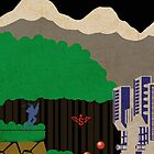 Jungle Fortress by NerdUnemployed