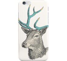 Party Animal: Deer iPhone Case/Skin