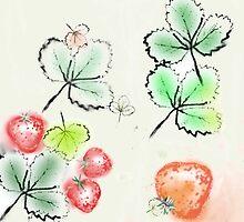 Strawberry by Kokko Marianne