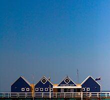 Busselton Pier - Western Australia by Paul Gilbert