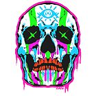 Color skull. by astrosim
