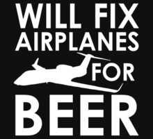Will Fix Airplanes for Beer, G450 by JeepsandPlanes
