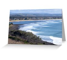 View from Lennox Head Greeting Card
