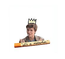 It's A Metaphor Augustus Waters by ArielHope