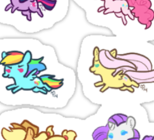 Tiny Horse Friends Sticker