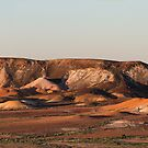 The Breakaways, Coober Pedy by Linda Lees