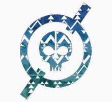 Skeleton Clique - Tribal 2 by cliquenight