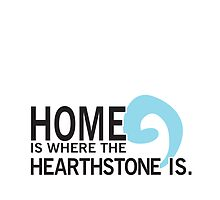 Home is where the hearthstone is by nektarinchen