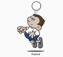 2014 World Cup T-Shirts - England by spaghettiarts