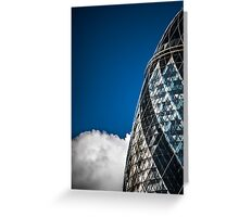 Condensation - London Lights  Greeting Card
