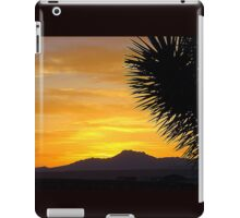 Day Is Done iPad Case/Skin