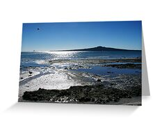 Mission Bay Greeting Card