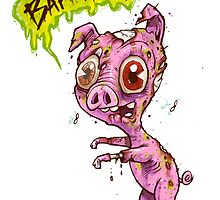Pork Zombie by Brian Cook