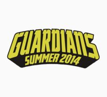 Guardians of the Galaxy Summer 2014 by nelder55