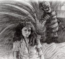 Nancy's Nightmare by Lincke