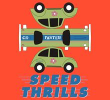 Go Faster! Speed Thrills! by johnandwendy