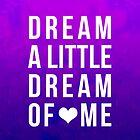 Dream Purple by Leah Flores